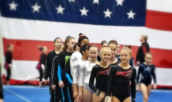 Maverick Gymnastics Slider for Erie, PA