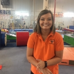 Staff image of Brooke for Maverick Gymnastics
